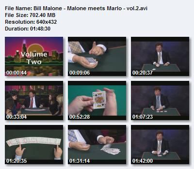 Bill Malone - Malone meets Marlo - vol.2