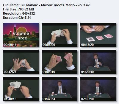 Bill Malone - Malone meets Marlo - vol.3