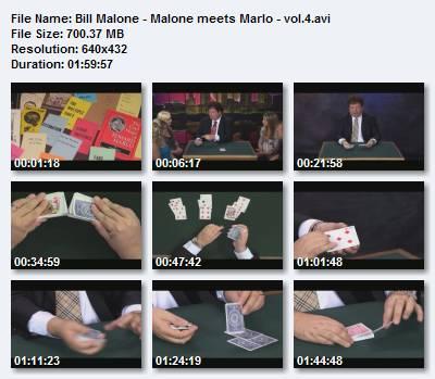 Bill Malone - Malone meets Marlo - vol.4