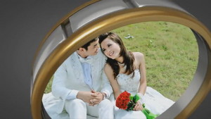 Wedding Ring - Project for Proshow Producer