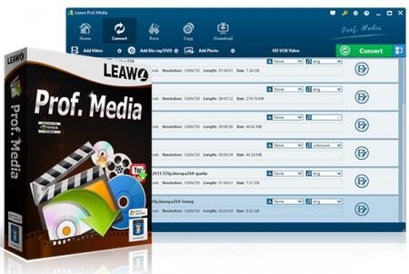 Leawo Prof. Media 8.0.0.0